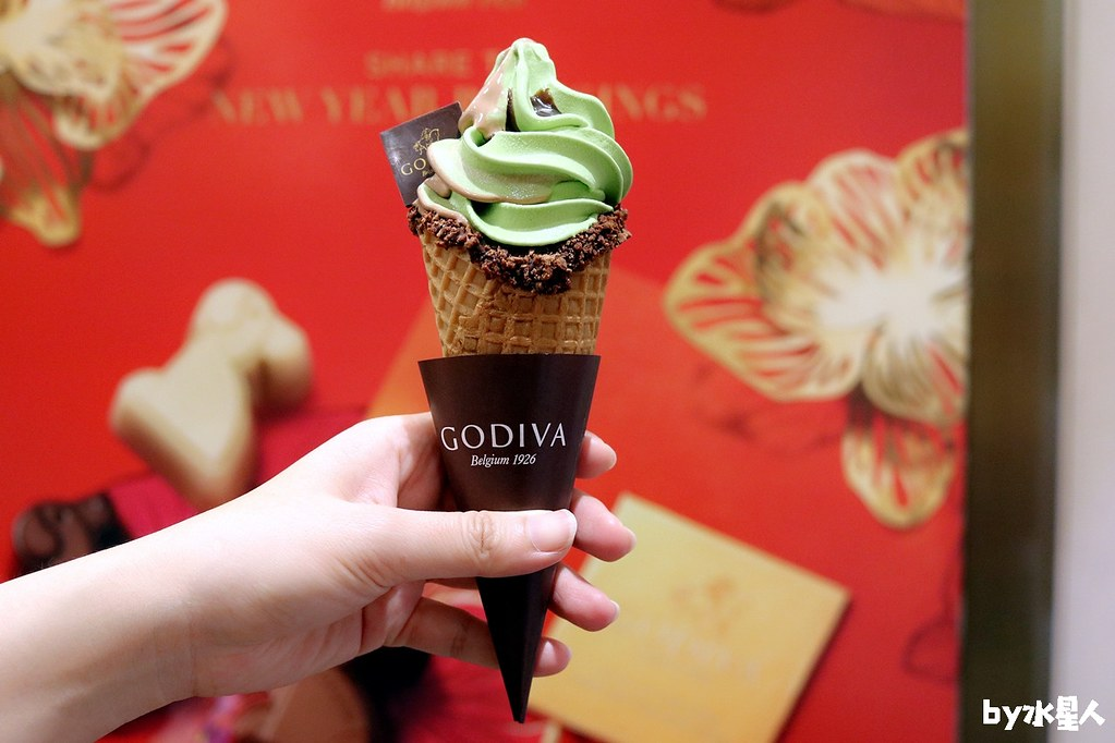 39063132454 f044edecaf b - GODIVA抹茶巧克力霜淇淋首賣,台中大遠百店期間限定