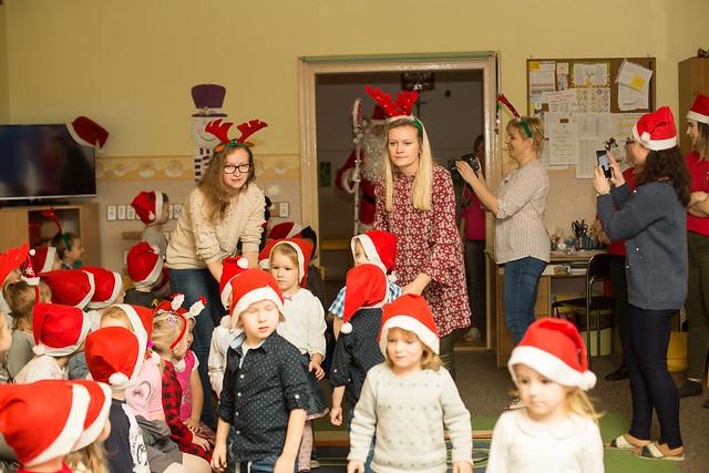 Mikołaj u Miśków i Lal