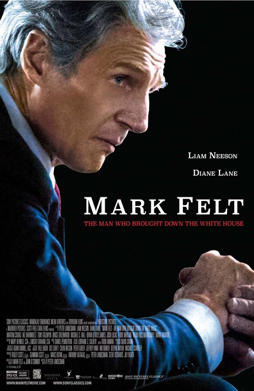 Mark Felt - Poster 1