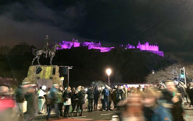 Hogmanay, Edinburgh, Scotland, 2018 21