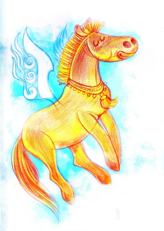 08 тема морковь+лошадь