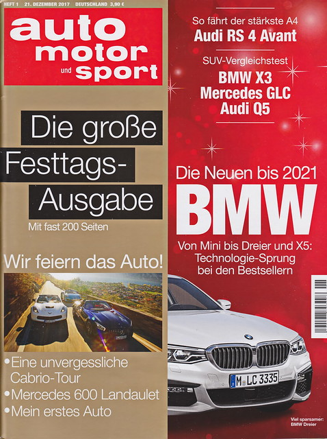 auto motor und sport 1/2018