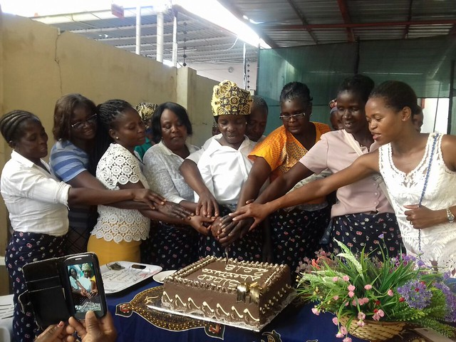 2018-2-11 Mozambique: Domestic workers celebrating New Year