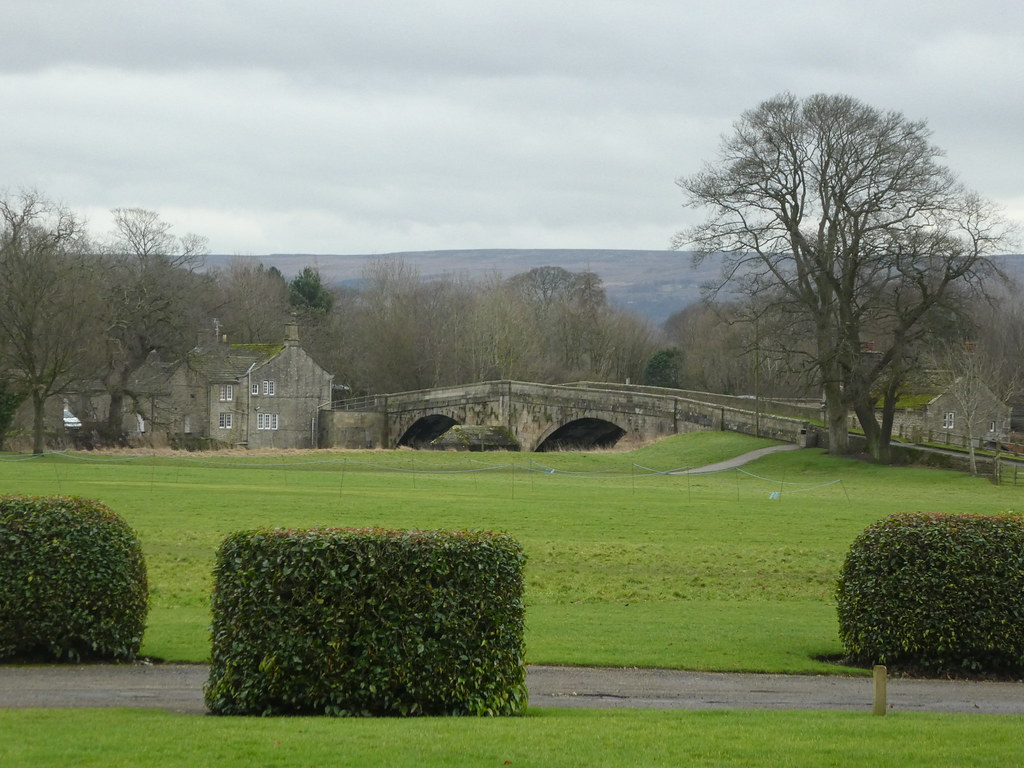 Bolton Abbey, North Yorkshire
