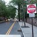 Contraflow Bike Lane