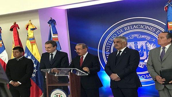 Governo e oposição não chegaram a um acordo na Venezuela, diz mediador internacional