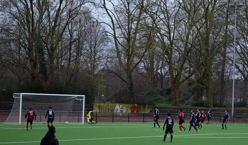 VfL Hörde 1912 II 3:4 FC Roj Dortmund III