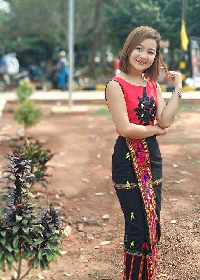 myanmar fashion designers for pretty girls 2018 nails c