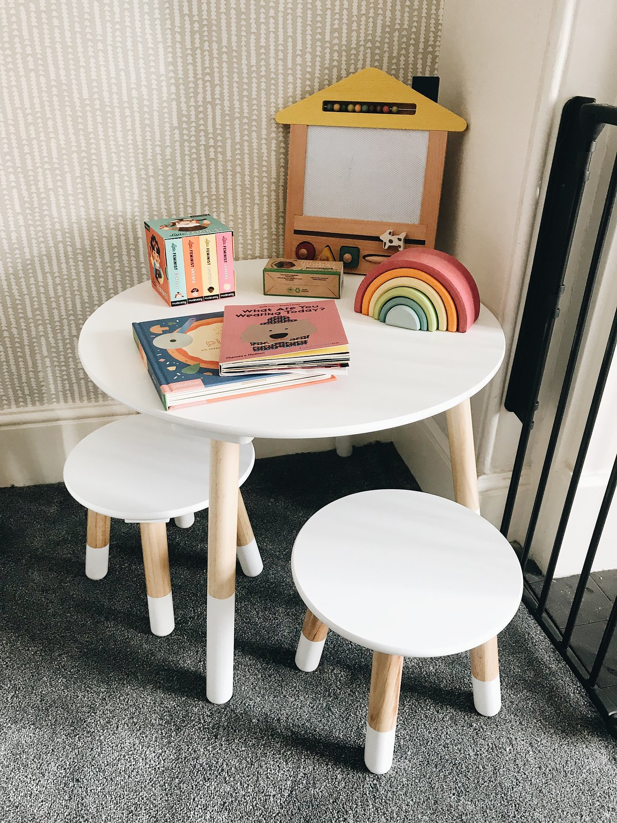 play corner for children toddlers