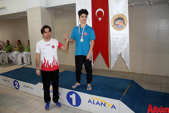 Görme Engelli Sporcular yüzme şampiyonası ve milli takım seçmesi -5