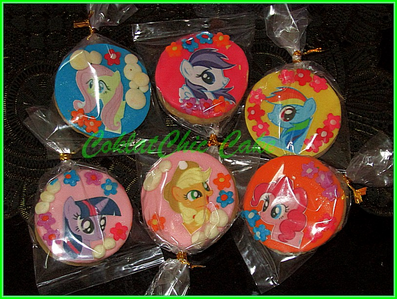 Cookies My Little Pony