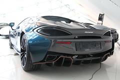 Striping McLaren 570