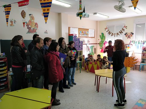 Jornada de puertas abiertas en el Colegio Antonio Gala