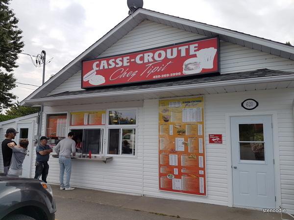 Casse-Croute Chez Tipit storefront