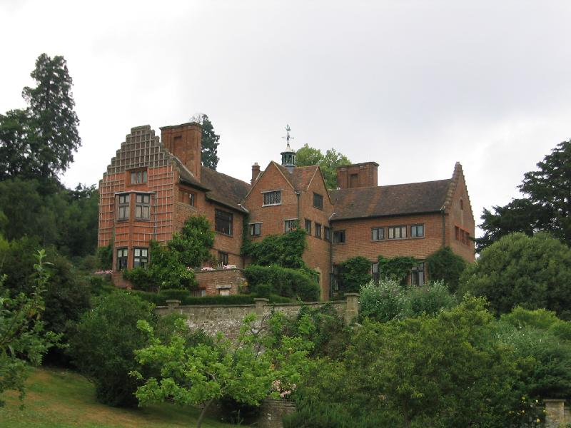 Churchill spent much of his retirement at his home Chartwell in Kent. He purchased it in 1922 after his daughter Mary was born.
