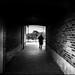 Through the passage