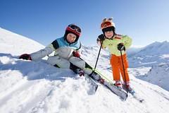 Nekupujte lyže větší než dítě