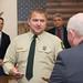 USDA Forest Service hero meets Secretary Perdue