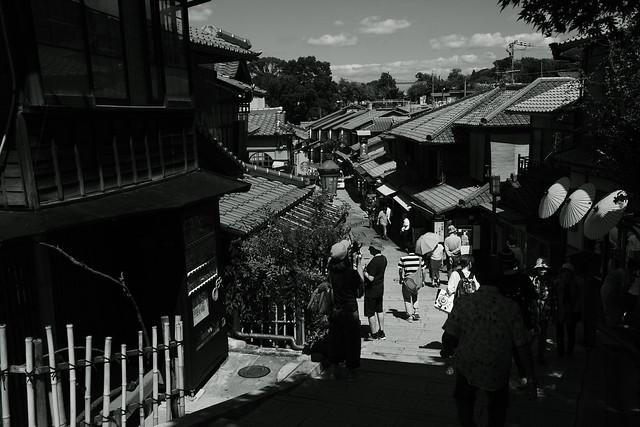 Sanneizaka(産寧坂)、Kyoto, Japan
