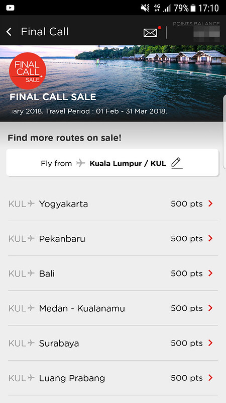 airasia big final call sale feb