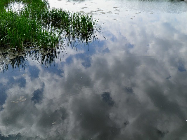 Cloud Reflections 2