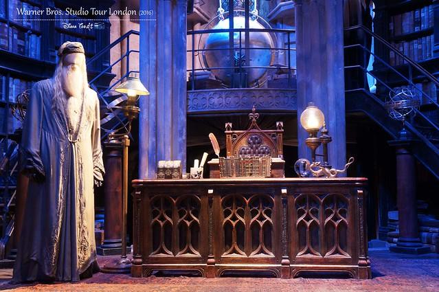 The Making of Harry Potter Studio Tour London 16