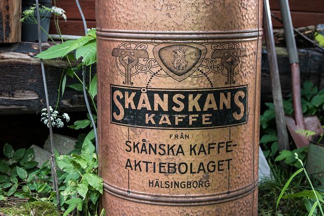 Hälsingegården Erik-Anders i Asta