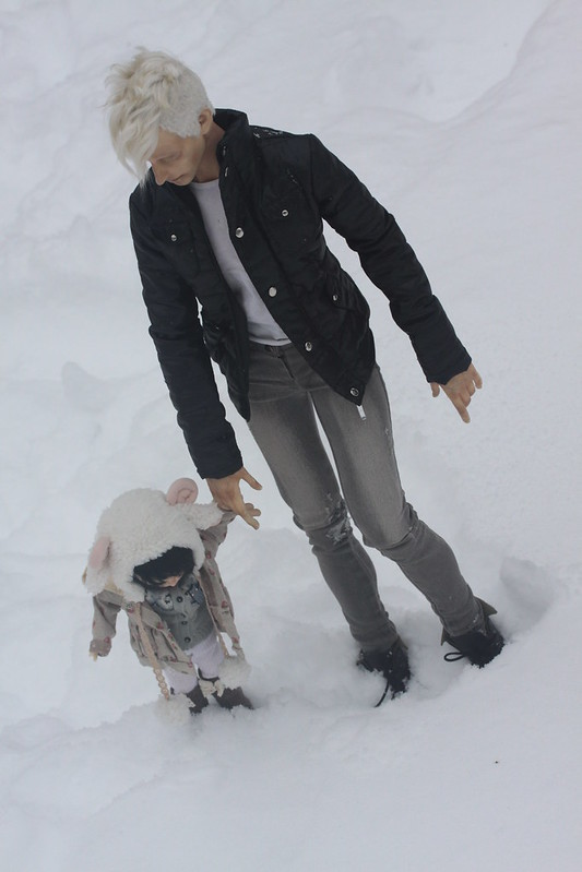 The Walk in Snow 10