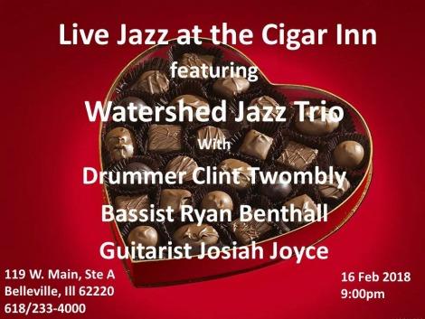 Cigar Inn 2-16-18