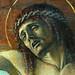 BELLINI Giovanni,1465-70 - Le Calvaire (Louvre) - Detail 17