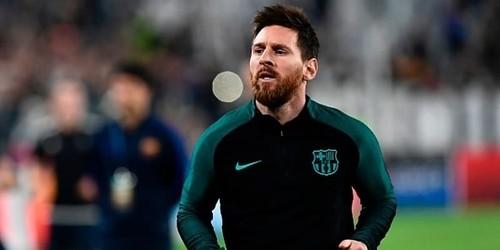 Terungkap Lionel Messi Lebih Banyak Menghabiskan Waktu Di Lapangan