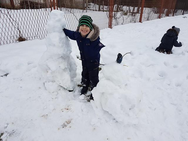 Veljaca na snijegu