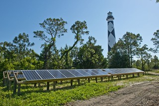 Historic Cape Lookout Lighthouse a modern-day marvel