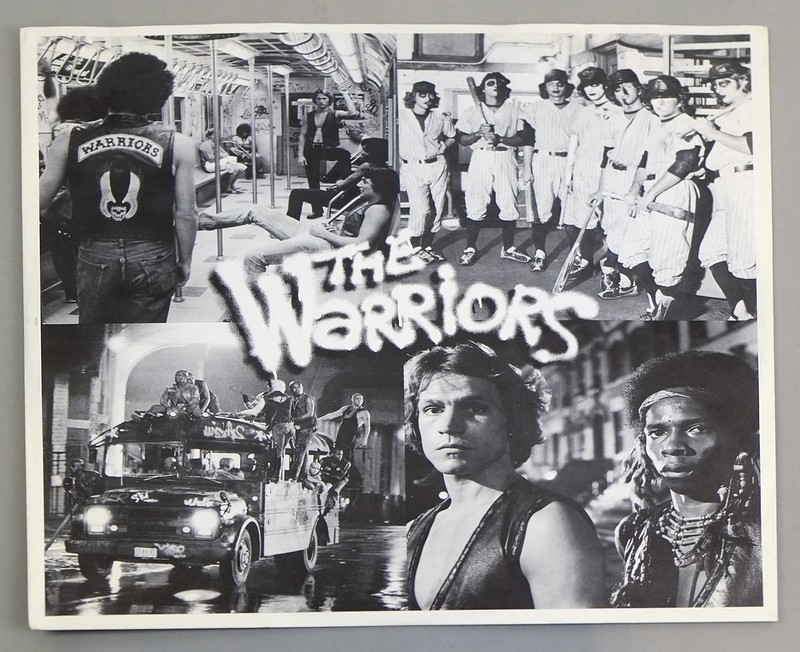 THE WARRIORS ORIGINAL MOTION PICTURE SOUNDTRACK OST