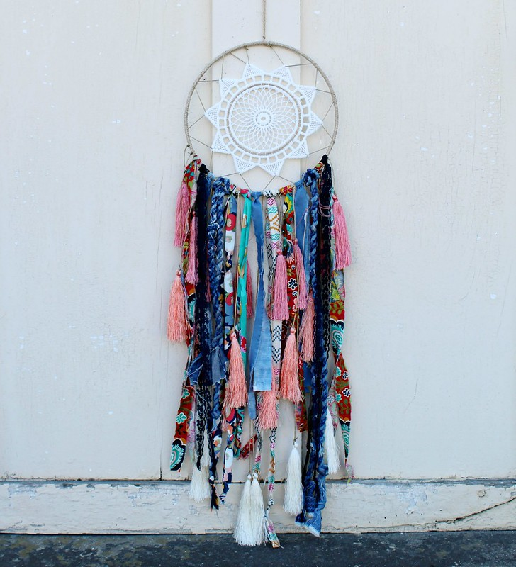 A Dreamcatcher for Sylvia