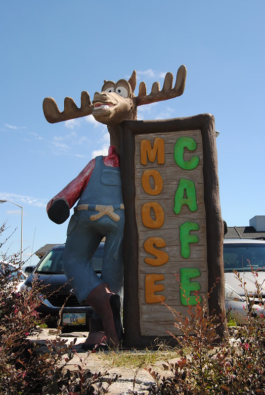 Moose Cafe, Asheville, NC