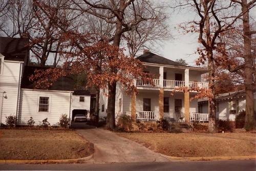 Our first home in Jasper Alabama