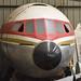 Nose of de Havilland Comet 4C [G-BEEX]
