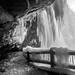Behind Dry Falls