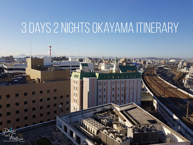 okayama itinerary