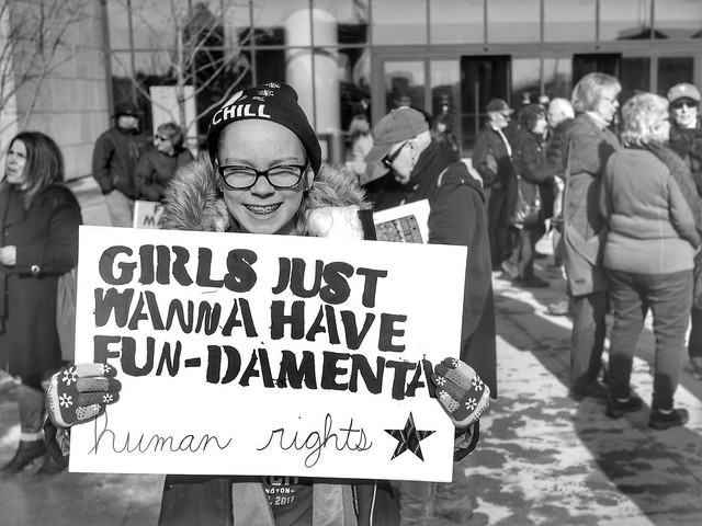 2018 Cincinnati Women's March