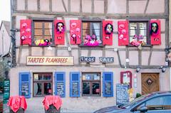 Café Troc de Sélestat pendant Carnaval