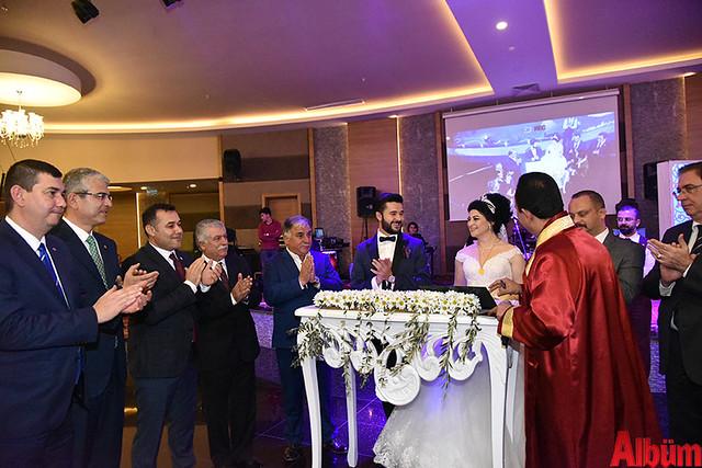 Ahmet Sünbül- Esra Çetin Düğün- Lonicera Otel -2