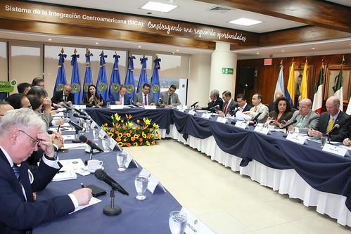 Realizamos diálogo con grupo de países observador para optimizar la interlocución con nuestros países amigos