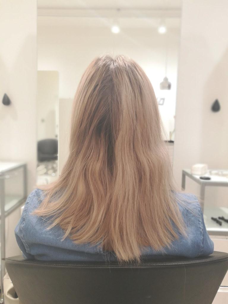 Kampaamo Pesula Hairstylist Jutta
