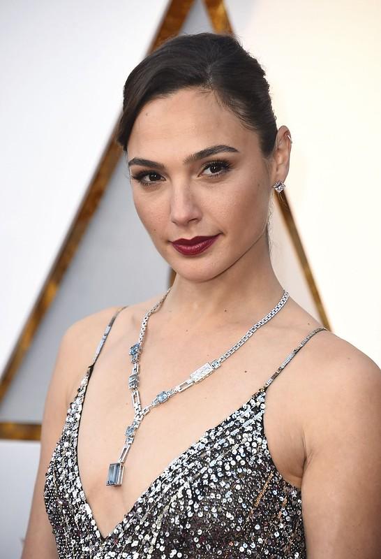 Gal Gadot Oscars 2018