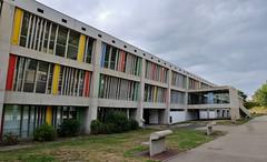 Firminy, Maison de la culture, Le Corbusier