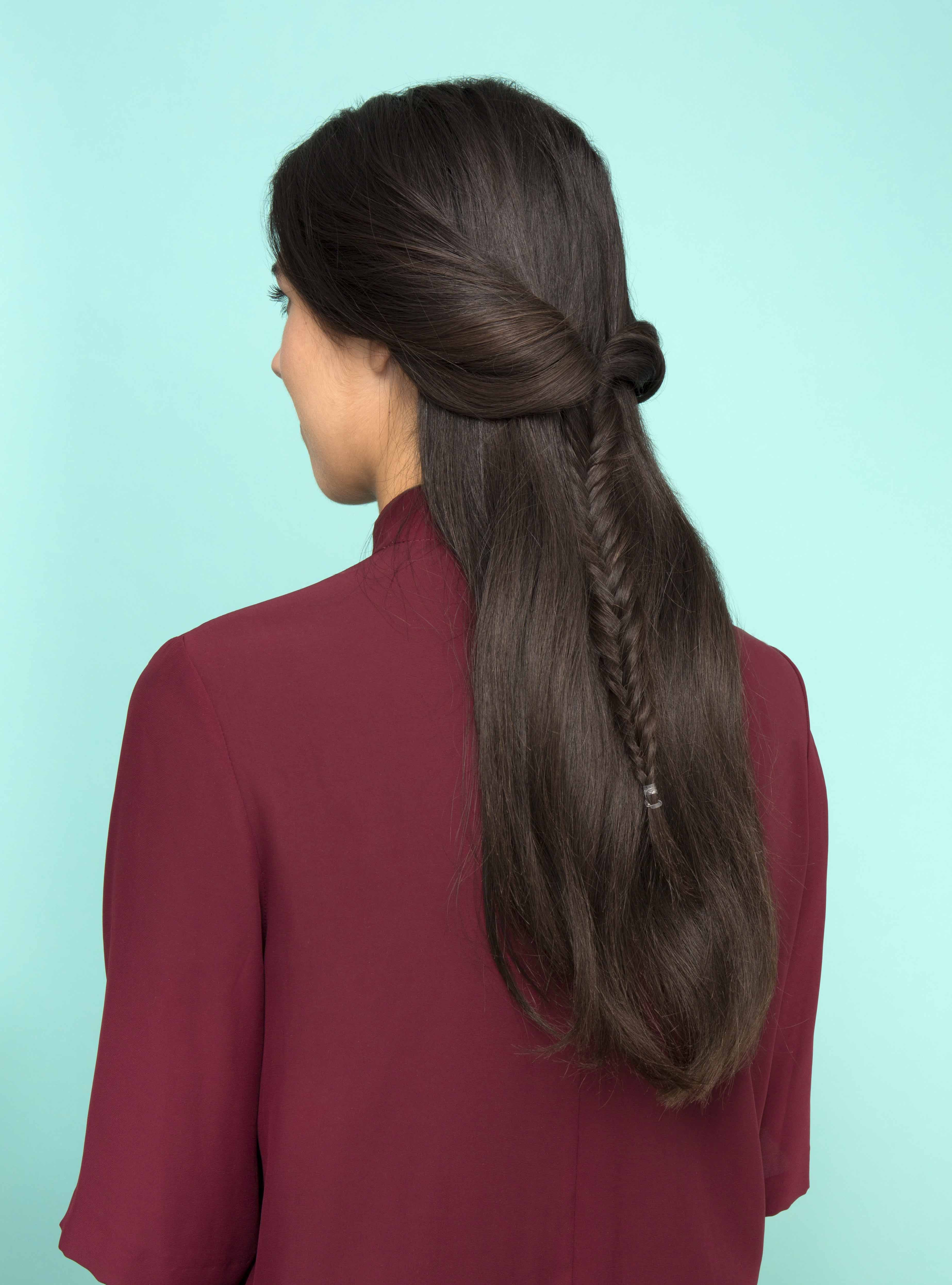 Gorgeous Valentine's Day Hairstyles For Long Thick Hair 4