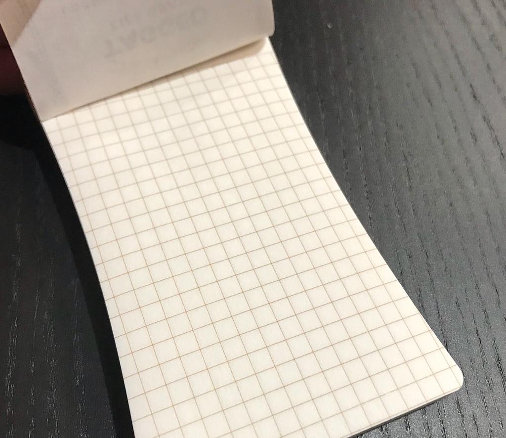 タグド 中紙