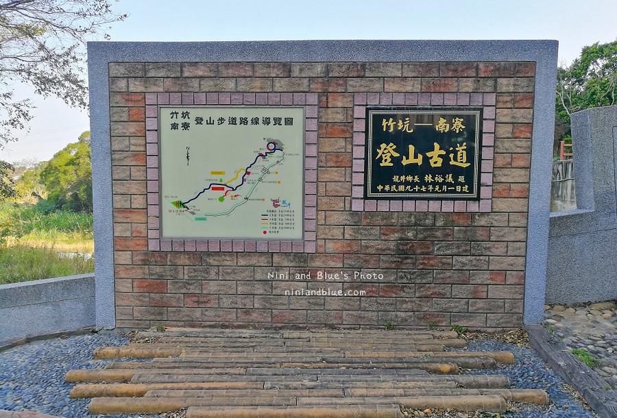台中竹坑南寮登山步道01